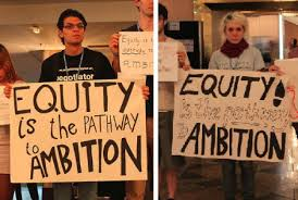 ambition and equity