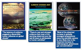 IPCC on certainty of human causations images